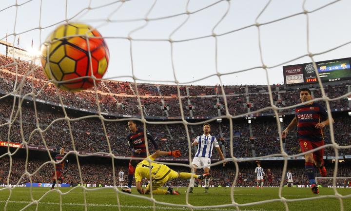 Fotografía de Manuel Fernández Vidal para Nthephoto. Remoto FC Barcelona