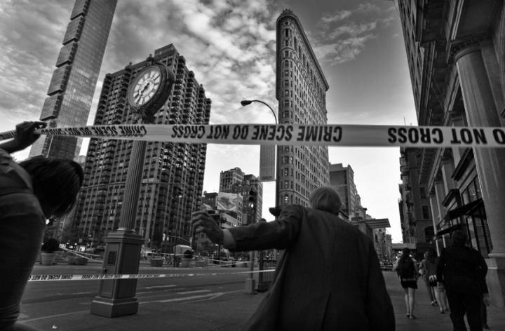 Fotografía de DAVID  DE HARO para Nthephoto. foto de la serie Anhelo New york